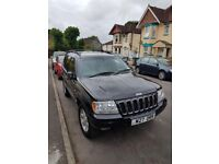 Jeep Grand Cherokee 60th Anniversary edition 2001 Classic V8 Excellent condition