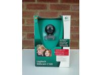 Logitech Webcam C120