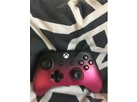 Like new Xbox one dawn shadow controller