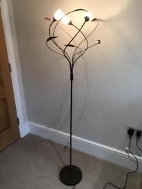 John Lewis Yasmin floor lamp