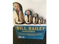 BOX SET BILL BAILEY DVDs - BRAND NEW/SEALED