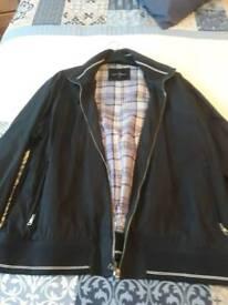 Harrington style jacket