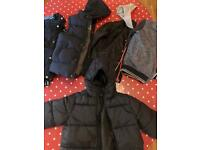 Very large bundle of 30 items of boys clothes age 9-11