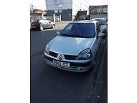 Selling Renault Clio