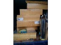 38 x 50mm Rigid Insulation Boards - Area: 109.44 m2 Foil Both Sides