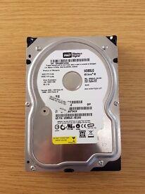 Western Digital 80GB Internal 3.5 inch SATA Hard Dive, Hard Disk
