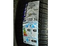 NEW 2 x Michelin CrossClimate+ 215/65 R16 102V Tyres