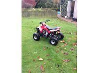 2014 50cc quad 4 stroke