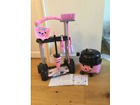 Childs Vacuum and Cleaning Trolley