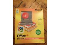 Microsoft Office software disk