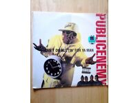 """PUBLIC ENEMY - Can't DO Nuttin for Ya Man -12 """" US IMPORT VERY RARE!!!"""