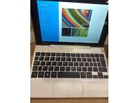 Toshiba click two in one laptop