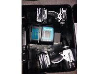 Combi drill set