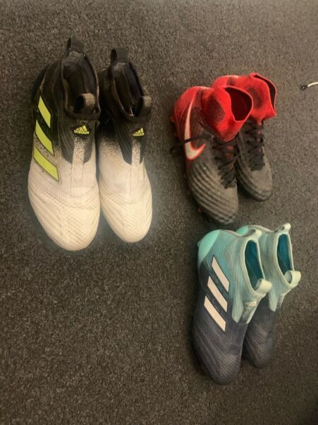 Adidas football boots  for sale  Chester Le Street, County Durham