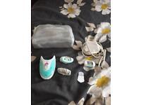 Braun silk epilator plus cooling pack