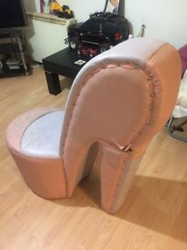 Stiletto Style chair !
