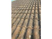 Roof tiles Marley bold roll