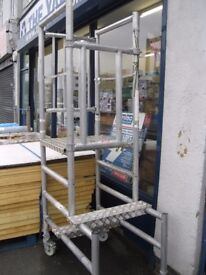 Podium For Sale, Ideal for reaching places you normally cant & much safer than a ladder!