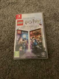 Harry Potter Nintendo switch game s