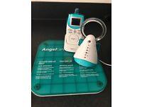 Angelcare monitor and sensor pad