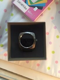 BNIB Smart watch - Android compatible! Sim Card Slot Inside