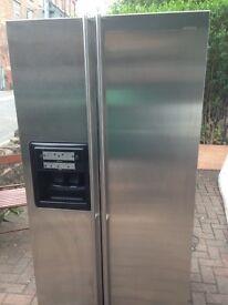 Smeg American fridge freezer...Cheap free delivery