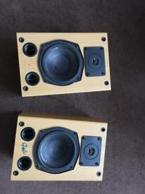 Gale Gold Monitor Mk2 speakers