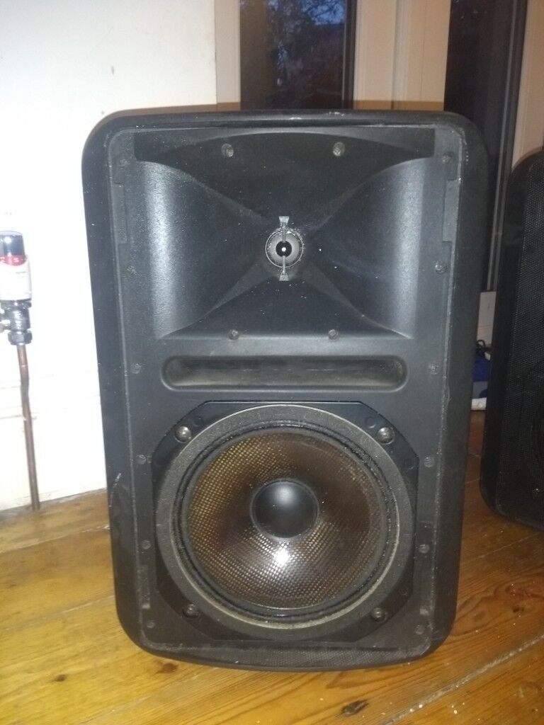 Rcf Monitor 8 Passive Speakers 300w Pair In Stockport