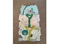 Fantastic Baby Boys Clothes size upto 1 month - Next, M&S, Jojo Maman Bebe etc