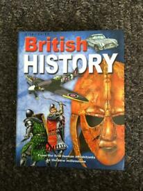 British History Book (500+ pages)