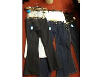 Size 12 jeans. Copley Mill LOW COST MOVES 2nd hand furniture Stalybridge SK15 3DN