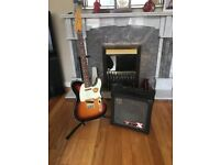 Squire Classic Vibe Guitar