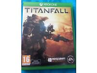 XBOX ONE: Titanfall Game (16+)