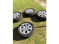 Vauxhall alloys 5stud
