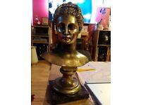 Bronzed Figure of Proserfina