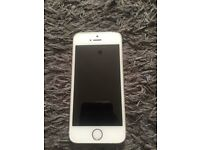 apple iphone 5s white gold unlocked any network ee orange o2 02 vodafone tesco 3 id asda virgin