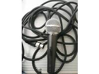 LD Systems Mic and Lead
