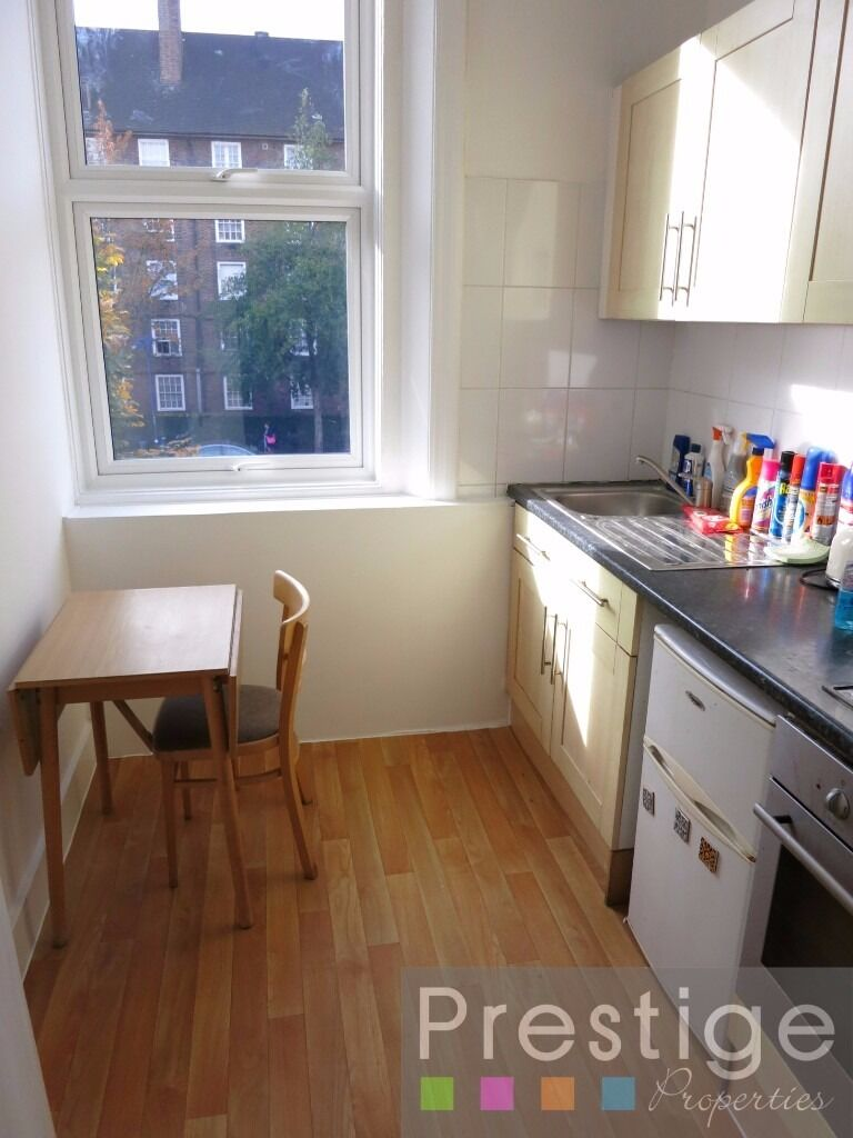 SELF CONTAINED STUDIO CLOSE TO CRICKLEWOOD STATION NW2