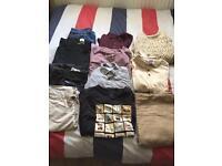 Men's clothes - job lot - small men's size