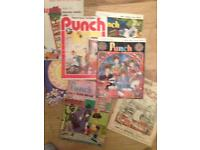 Punch magazines 300+ all one price