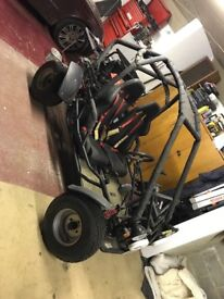Road legal buggy ,amazing fun,perfect Christmas present.