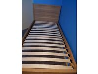 Single bed frame (John Lewis)