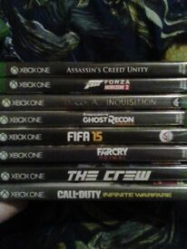21 xbox one games