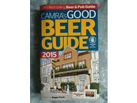 CAMRA Good Beer Guide 2015 - as new condition