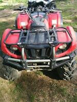 2004 Yamaha 660 Grizzly For Sale