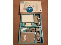 Nintendo Wii, Games, Remotes and Controllers (all boxed)