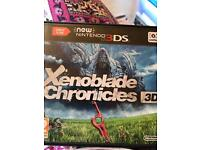 Xenoblade Chronicles 3D Nintendo 3DS 2015