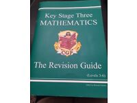 Key Stage 3 Mathematics, The Revision Guide Levels 3-6 By CGP
