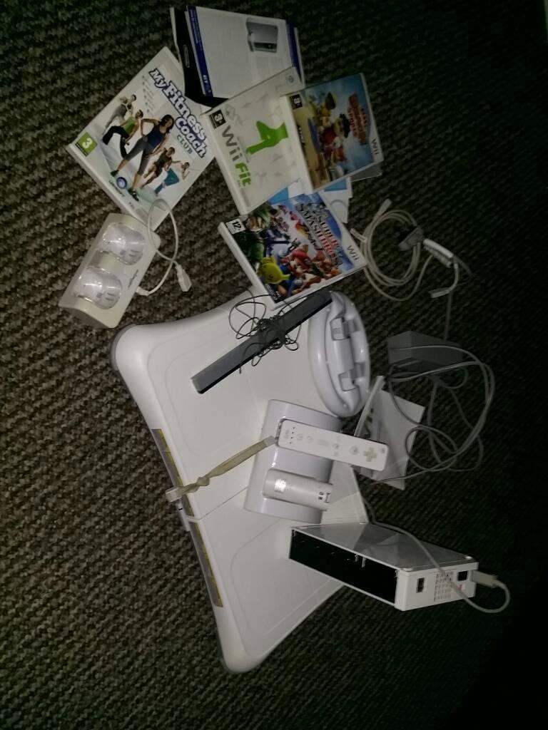 Win fit console