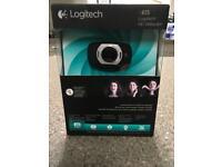 Logitech HD webcam C615 - Brand new in Box
